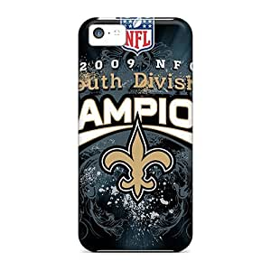 Hot New Orleans Saints First Grade Tpu Phone Cases For Iphone 5c Cases Covers