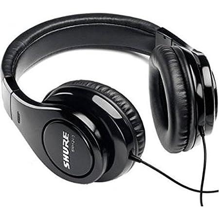 Fone de Ouvido Headphone Prefessional Quality Shure Srh240a