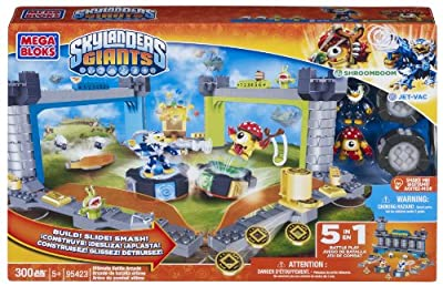 Mega Bloks Skylanders Ultimate Battle Arcade by Mega Brands America Inc. - Megabloks - Fife