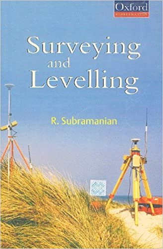 Book Surveying and Levelling (Oxford Higher Education)