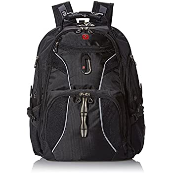 Amazon.com: SwissGear ScanSmart Laptop Backpack - Black: Computers ...