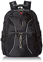 Swiss Gear Sa1923 Black Tsa Friendly Scansmart Laptop Backpack - Fits Most 15 Inch Laptops & Tablets