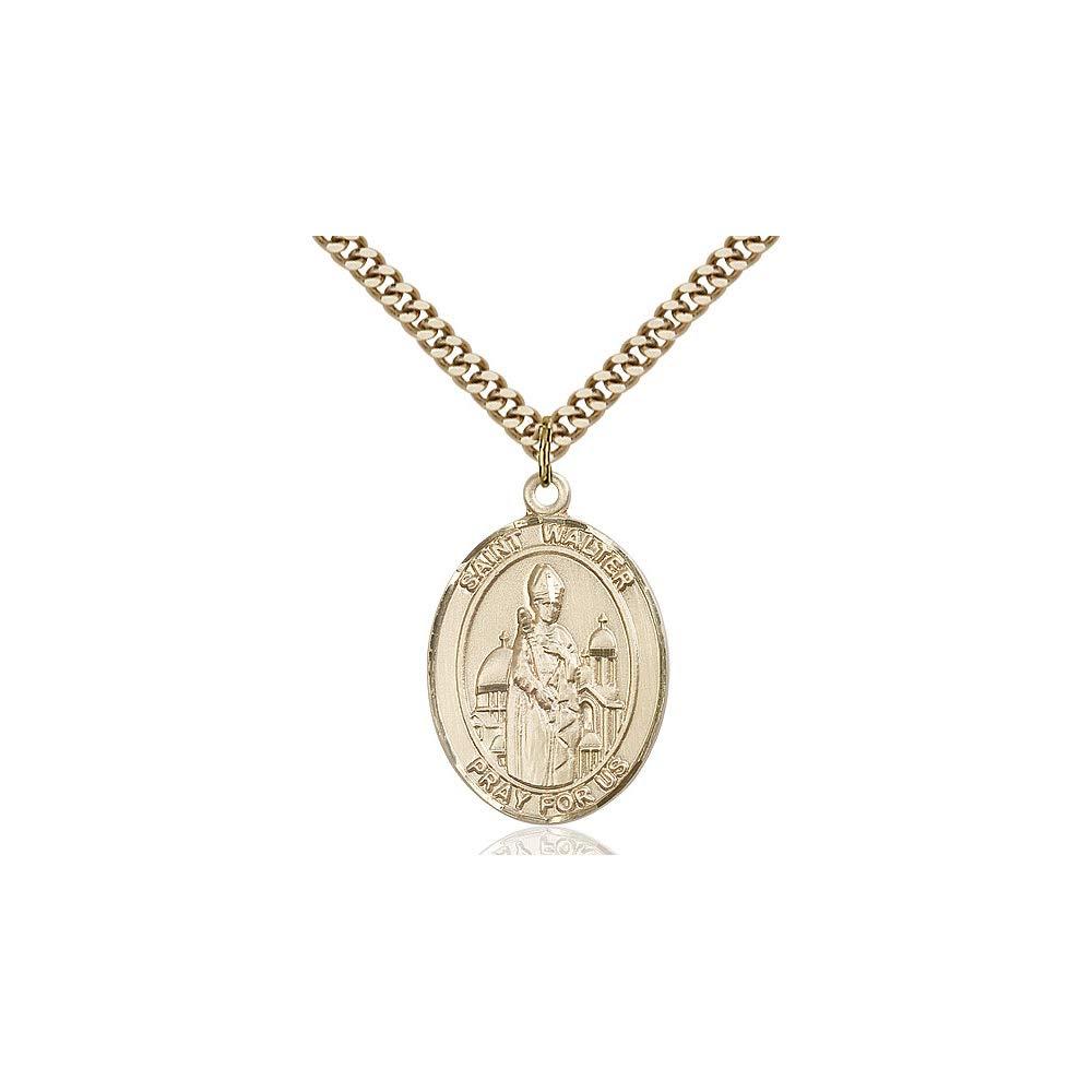 Walter of Pontoise Pendant DiamondJewelryNY 14kt Gold Filled St