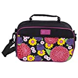 Insulated On the Go Lunch Carrier, Dahlia. Perfect fit for the Laptop Lunches Bento Box.