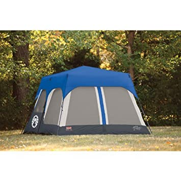 Coleman Accy Rainfly Instant 8 Person Tent Accessory Blue 14x10-Feet  sc 1 st  Amazon.com & Amazon.com : Coleman Accy Rainfly Instant 8 Person Tent Accessory ...