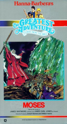Hanna-Barbera's The Greatest Adventure Stories From the Bible: Moses