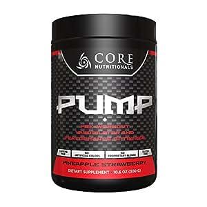 Core PUMP - Pineapple Strawberry