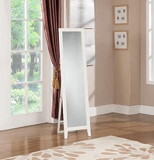 Amazon.com: Adesso WK2444-22 Alice Floor Mirror – Powder Coated ...