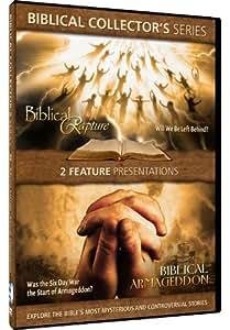 Biblical Collector's Series: Biblical Rapture/Biblical Armageddon