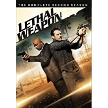 Lethal Weapon: The Complete Second Season