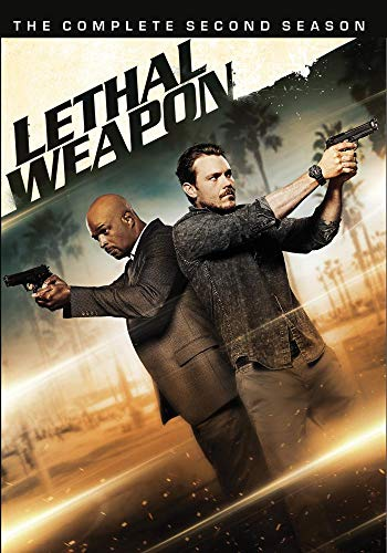 Lethal Weapon: The Complete Second Season ()