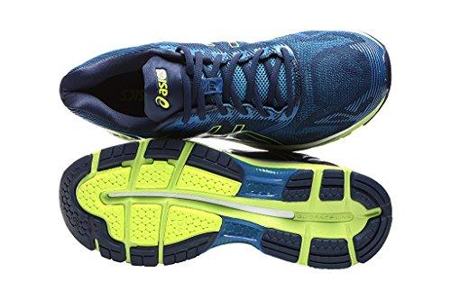 Asics Gel-Nimbus 19, Scarpe da Corsa Uomo Blue