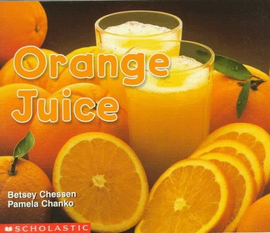 Orange Juice (Science Emergent Readers)