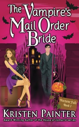 The Vampire's Mail Order Bride (Nocturne Falls) (Volume 1)