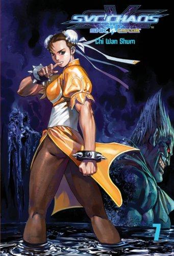 SNK vs. Capcom: SVC Chaos, Vol. - Hill Mango Doctors