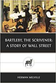 """finding the purpose in bartlebys the Bartleby's closed desk: reading melville against affect - yoshiaki furui   close this message to accept cookies or find out how to manage your  """"the act  of actualization is to assign meaning to an image, to delimit it,."""
