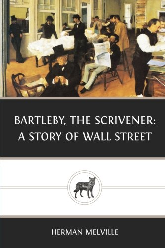 bartleby the scrivener summary