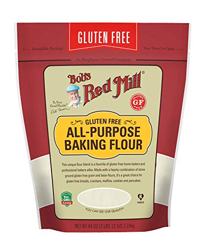Wheat Free Bread Mix (Bob's Red Mill Gluten Free All Purpose Baking Flour, 44 Oz (4 Pack))