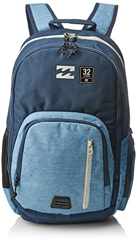 BILLABONG Command, Mochila para Hombre, Azul (Navy Heather) 25x31x52 cm (W x H x L): Amazon.es: Zapatos y complementos