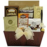 GreatArrivals Gift Baskets Coffee Break: Gourmet Coffee Gift Basket, 1.32 Kilogram