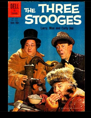 The Three Stooges #1078: Golden Age comedy comic