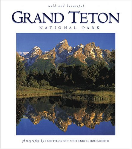 Photographers who live near the Tetons present North America's most mystically beautiful landscapes, in and near Grand Teton National park.