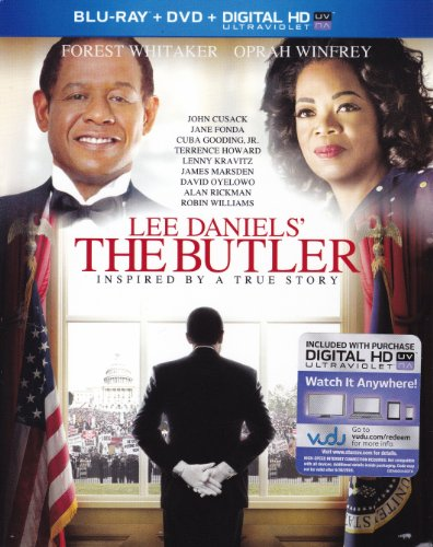 "Lee Daniels' The Butler LIMITED EDITION DVD / Blu-ray / Digital HD Ultraviolet SET Includes Bonus Disc ""The Making of Mandela: Long Walk to Freedom"""