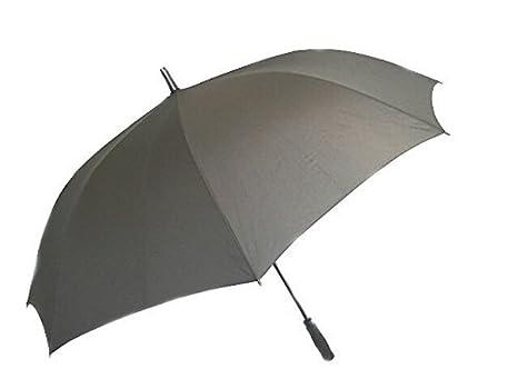 Grande Paraguas 135 cm-XXL-Cortavientos automático y Antifulmine-fibra-varios colores