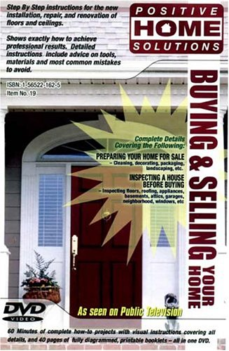 Buying and Selling Your Home: Real Estate DVD by Do It Yourself, Inc.
