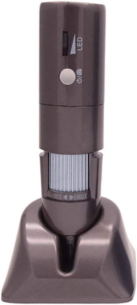 Microscopes Industrial Microscope 2 Million HD WiFi Wireless Digital Microscope HD Electron Microscope 1000 Times Magnifying Glass