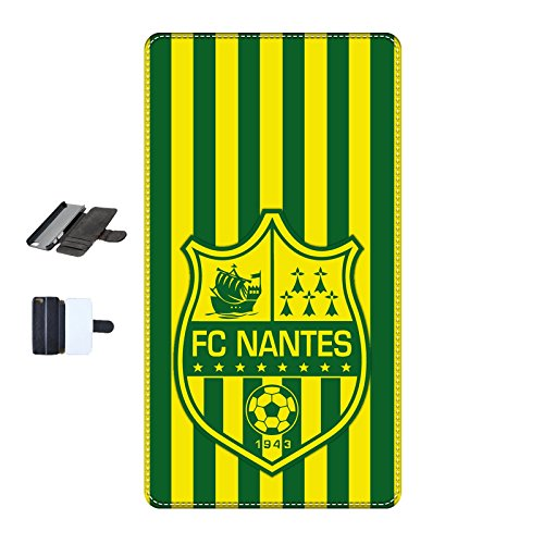 Housse Iphone 6-6s - Supporter FC-Nantes