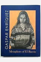 Gaspar Enriquez | Metaphors of El Barrio Hardcover
