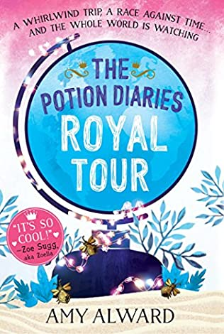 book cover of Royal Tour