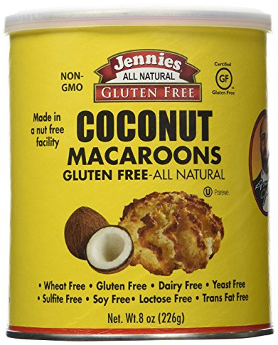 Jennies - Macaroons Coconut - 8 oz.