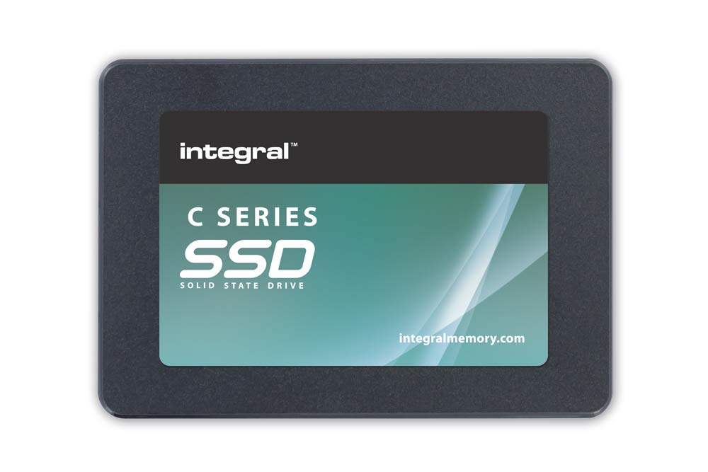 Compatibile con PC//Mac 240 Gb Integral SSD Serie C1 Disco interno ad alta velocit/à da 2,5 interfaccia SATA III fino a 6 GB//s