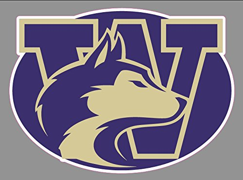 Edwin Group of Companies University of Washington Huskies Logo sticker | 6