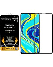 Xiaomi Note 9s / Note 9 Pro/Note 9 Pro Max 5D Full Glass Screen Protector - Black