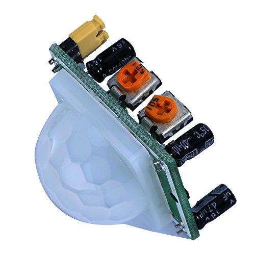 HC-SR501 Human Sensor Module Pyroelectric Infrared
