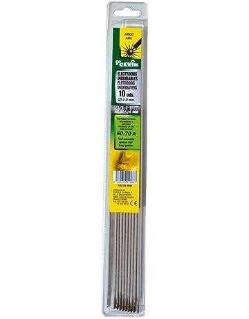 Cevik TEBLI102.5INOX - Blíster 10 electrodos Inox 2,5 mm