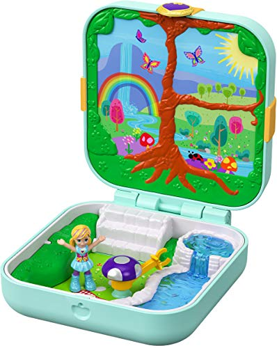 Polly Pocket Flutteriffic Forest