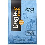 Eagle Pack Natural Dry Reduced Fat Dog Food, Pork,...