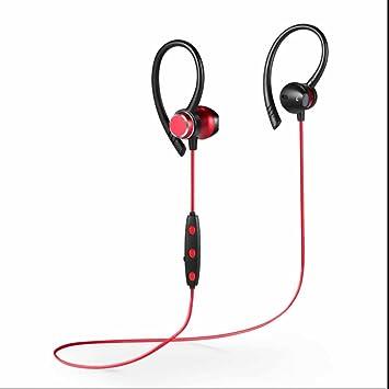 Auriculares Inalámbricos Bluetooth con Micrófono Auriculares con Tecnología Bluetooth Manos Libres Teléfono,Cancelación de Ruido en coche auriculares ...