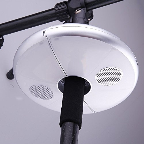 Beach Umbrella Bluetooth Speaker Light With RGB Colors