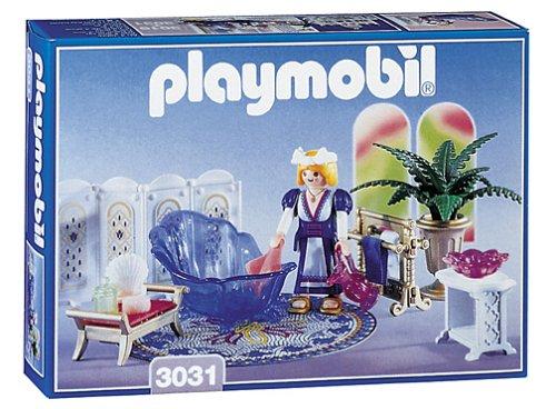 - Playmobil 3031 Fairytale Castle Royal Washroom