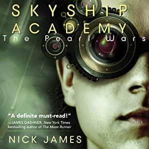 The Pearl Wars: Skyship Academy, Book 1 Audiobook