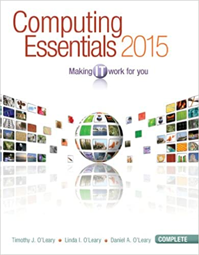 Computing essentials 2015 complete edition oleary 25 oleary computing essentials 2015 complete edition oleary 25th edition kindle edition fandeluxe Images