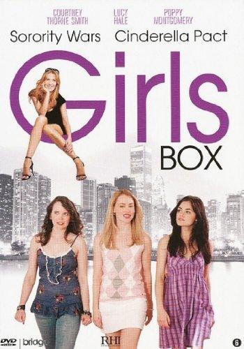 Girls Box - 2-DVD Box Set ( Sorority Wars / Cinderella Pact ) ( Lying to Be Perfect ) [ NON-USA FORMAT, PAL, Reg.0 Import - Netherlands ]