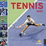 Tennis 2020 Wall Calendar: The Official U.S. Open
