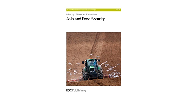 Soils and Food Security: Rsc: Volume 35 Issues in ...