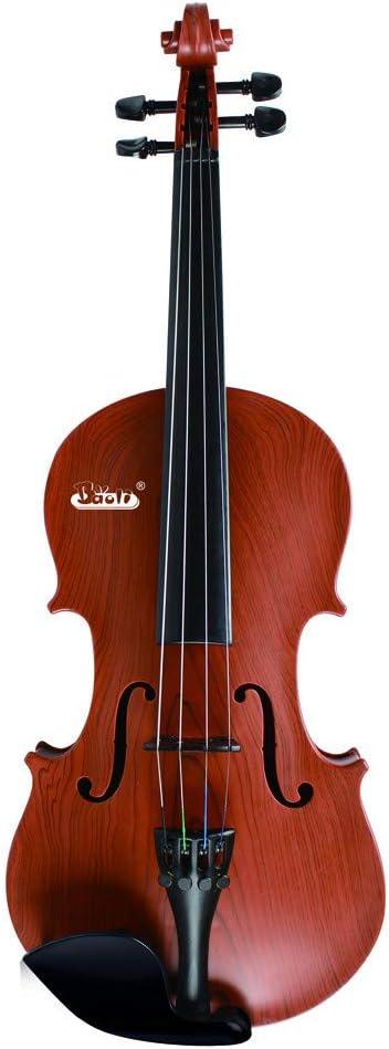 Vaycally Principiante Guitarra clásica para violín Instrumento musical educativo Juguete para niños Rompecabezas Juguetes Niños Juguetes educativos tempranos Regalos de Navidad Aprendizaje Novedad Di